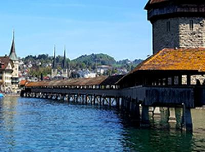 Lucerne - On the lake