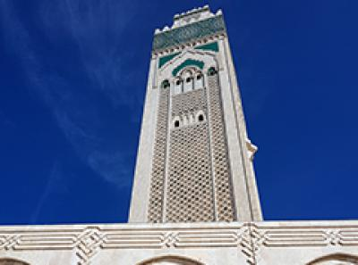 Casablanca - The center