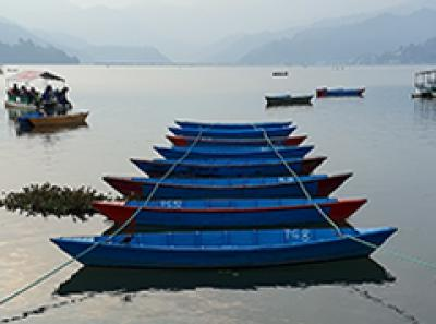 Pokhara - The base