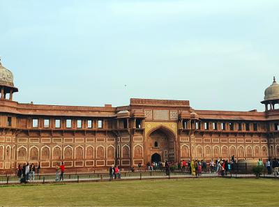 Agra Fort 02