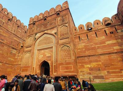 Agra Fort 03