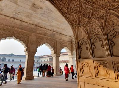 Agra Fort 06