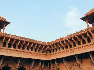 Agra Fort 12