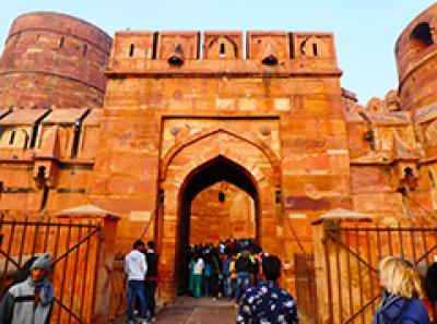 Agra - The Fort