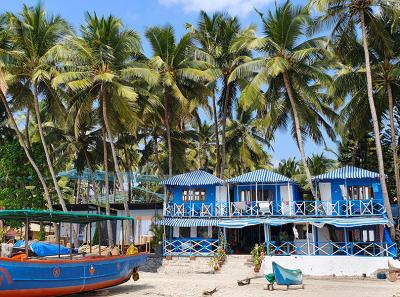 Goa 02 Palolem Beach