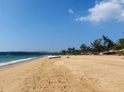 Goa 03 Palolem Beach