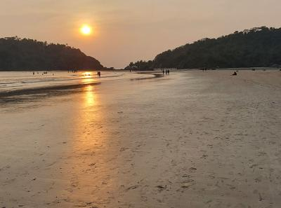 Goa 16 Sunset